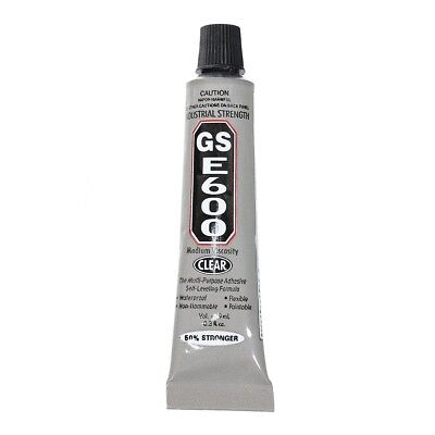 GS E600 Clear Craft Glue 9ml for Jewellery crystal rhinestones and crafts