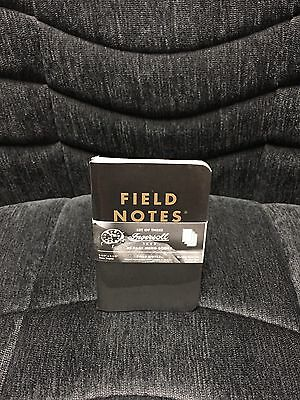 Field Notes INGERSOLL 1892 Edition SEALED 3-Pack Memo Notebooks Pads