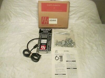 Curt-O-Matic II Emergency Ventilation System Hired-Hand 120 Volt #6608-0100 NEW