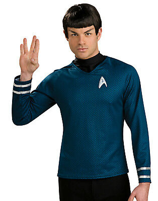 Star Trek Spock Wig And Ears-Officially Licensed