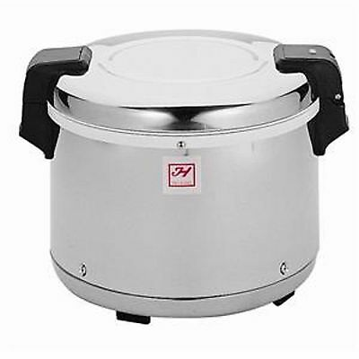 1 Set SEJ20000 Electric Rice Warmer Serves 30 Cup Stainless Steel