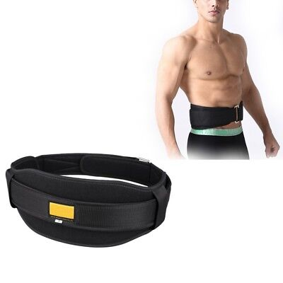 Weight lifting Gym belts Neoprene Back Support Straps Wraps Waist Train Protect