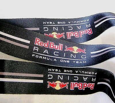 Red Bull RACING  - Lanyard, Schlüsselband -  FORMULA ONE TEAM -  neu - OVP