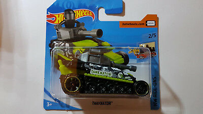 2018 Hot Wheels TANKNATOR HW Ride-DNS  2018 neu OVP