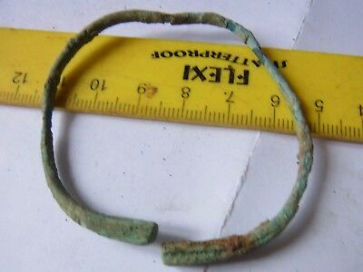 Ancient Bronze Casting Ornament Bracelet
