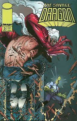 Savage Dragon #3 (Erik Larsen)