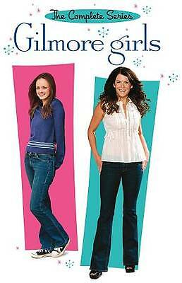 Gilmore Girls , Complete Series-42 Disc,dvd Box Set, Free Shipping, New,2013