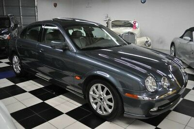2000 Jaguar S-Type ONLY 57K MILES - AMAZING CONDITION - CARFAX CLEAN LOW MILES - GORGEOUS COLOR COMBINATION - GREAT BUY!!