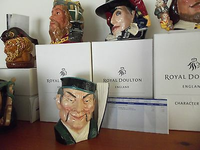 Royal Doulton The Mikado  D6501 Dated 1958   Mint Condition