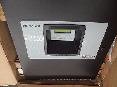 NOTIFIER NFW-50 Fire Alarm Control Panel Replacement Board