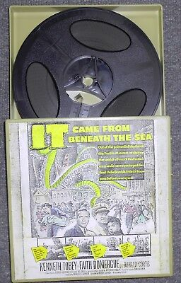 It Came From Beneath The Sea~Selected Scenes~Super 8 MM~7 Inch Reel~1955
