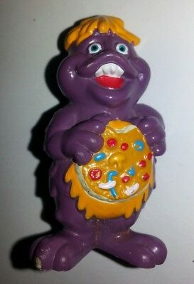 Vintage Chuck E Cheese MR MUNCH Figure PVC Toy Pizza Time Theatre 1983