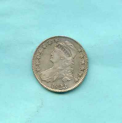 1823 XF FLOWING HAIR O-106a FULL SHIELD AND LIBERTY