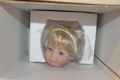 "MARIE OSMOND ""LIZZY LEMON DOLL  MINT IN ORIGINAL BOX WITH COA  ""never displayed"""