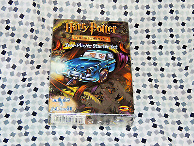 NEW Sealed Harry Potter Trading Card Game Two Player Starter Set WOTC