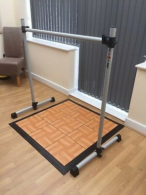 ballet barre Adjustable And Flooring freestanding, professional Amazing
