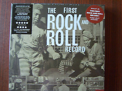 The First Rock & Roll Record 4 LP+ 1x 7 + 3 CD´s Deluxe Edition BOX Famous Flame