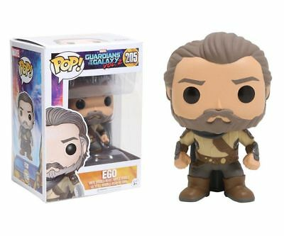 Funko Pop Neu & Ovp MARVEL GUARDIAN OF T THE GALXY VOL  2 EGO ( POP 205)