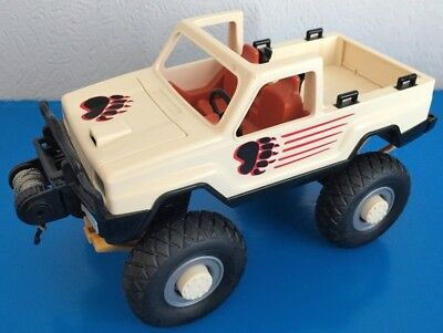 PLAYMOBIL Offroad Pick Up Jeep aus 3219