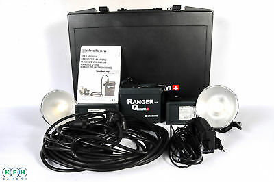 Elinchrom Ranger RX Quadra AS Lead-Gel Battery 2-Light A Kit