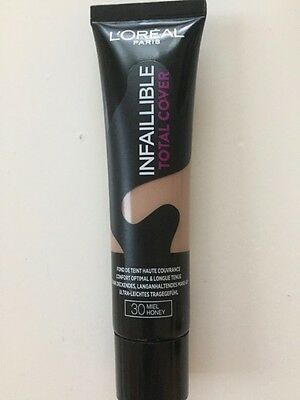 L'ORÉAL Infaillible Total Cover - Farbe 30 - Camouflage-Creme