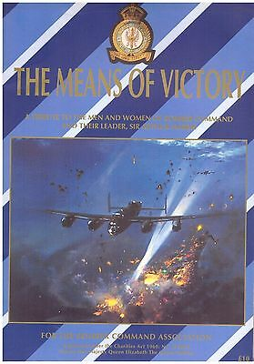 The Means Of Victory ~ A Tribute To Bomber Command And Sir Arthur Harris 1992