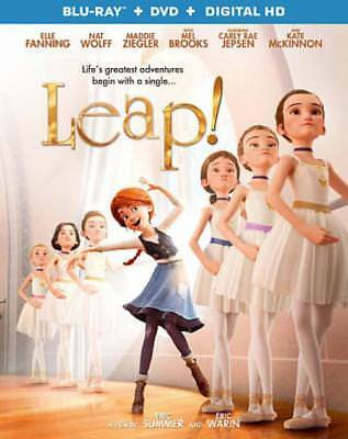 Leap (2017) Used - Very Good Blu-Ray Disc