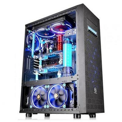 3361852 Thermaltake Core X71 - Tg Edition - Full Tower - Atx - Ohne Netzteil (Ps