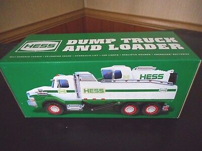 2017 Hess Toy Dump Truck And Loader In Stock!!!!!!