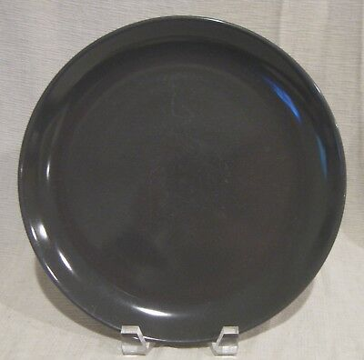 Russel Wright Iroquois Casual Charcoal Dinner Plate
