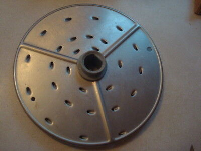 RG2 Slicer Disc from R4 Robot Coupe Food Processor *FREE SHIP*
