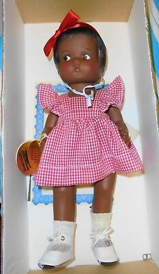 Black Patsy Doll - Shirley's Doll House Special Edition - Mint W/ Certificate