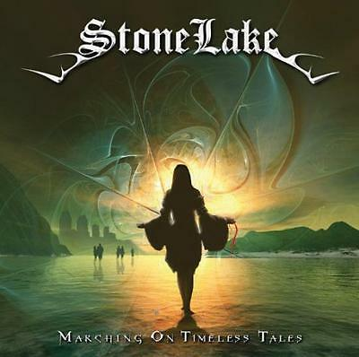 stonelake - marching on timeless tales CD #65468