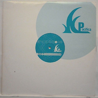 "Hiatus -- Tactile ---------- 12"" Maxi Single Uk 2000 Pacifica Records"