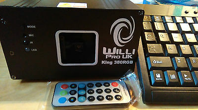 Text / Message Full Colour Laser Light disco DJ Nightclub effects **SEE VIDEOS**