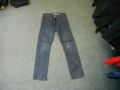 "& And Fit NarrowJeans Waist 27"" Leg 27"" Faded Dark Blue Boys 10/11 Yrs Jeans"