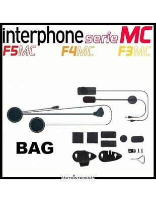 RXAU Audio Kit Interphone Cellularline series F5MC F4MC F3MC Bulk