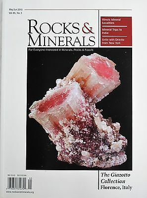 Rocks And Minerals 2010 Vol 85 No 3 Mineralogical Trips To Deccan Traps India++