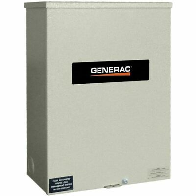 Generac 100-Amp Automatic Smart Transfer Switch w/ Power Management (Service ...
