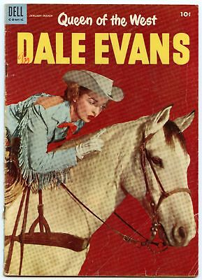 Queen of the West Dale Evans 6 Mar 1955 VG+ (4.5)