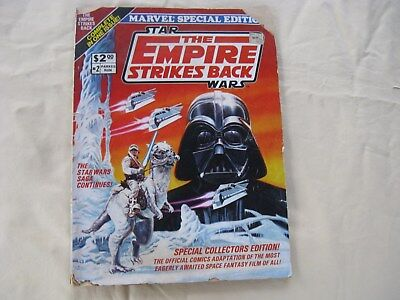 1980 Marvel Comics THE EMPIRE STRIKES BACK Special Collectors Edition  FREE SHIP