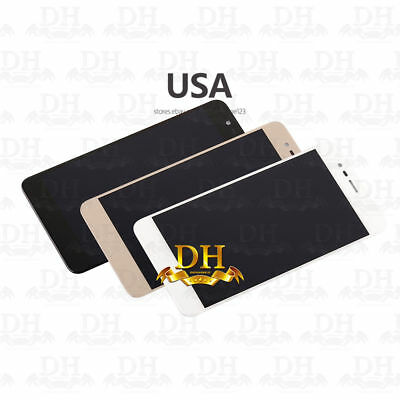 "USA For Asus ZenFone 3 Max ZC520TL 5.2"" LCD Display Touch Screen Digitizer Panel"