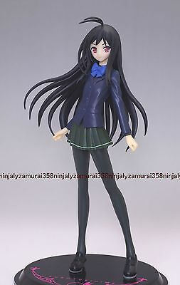 Accel World DX Kuroyukihime PVC Figure Anime school uniform ver Banpresto prize