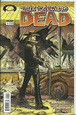 Walking Dead #1  (Image) 1St Print 2003 (Nm- 9.2)