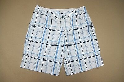 Old Navy Bathing Suit Board Shorts Lined Men S NEW White