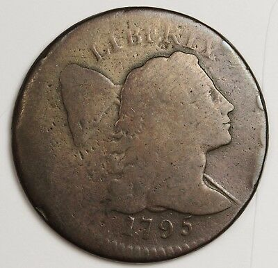 1795 Large Cent.  Nice Obverse.  118858