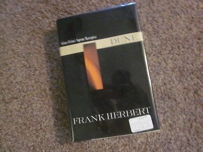Dune: by Frank Herbert (1999, Hardcover, ClassicReprint) dust jacket in Brodart