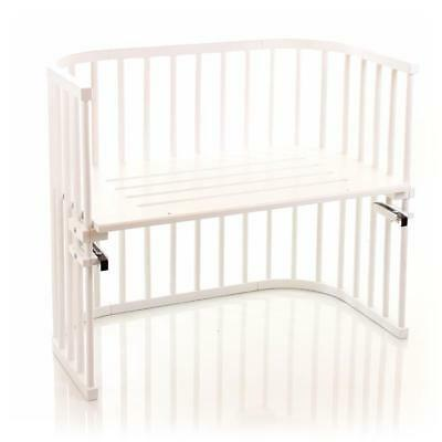 Tobi babybay Maxi Co-sleeper bed Painted White, 94 x 79 x 54 cm NEW
