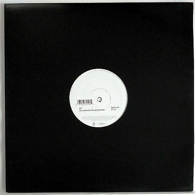 "Bt -- Smartbomb ----- Plump Dj's Mix -- 12"" Maxi Single 2001 Nettwerk America"