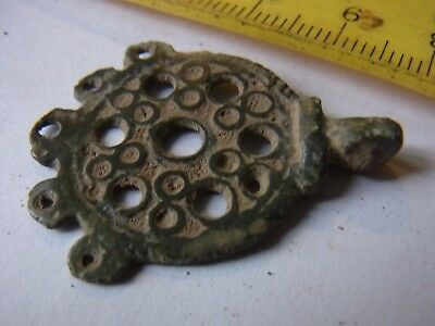Ancient Bronze Casting Beautiful Pendant !!!